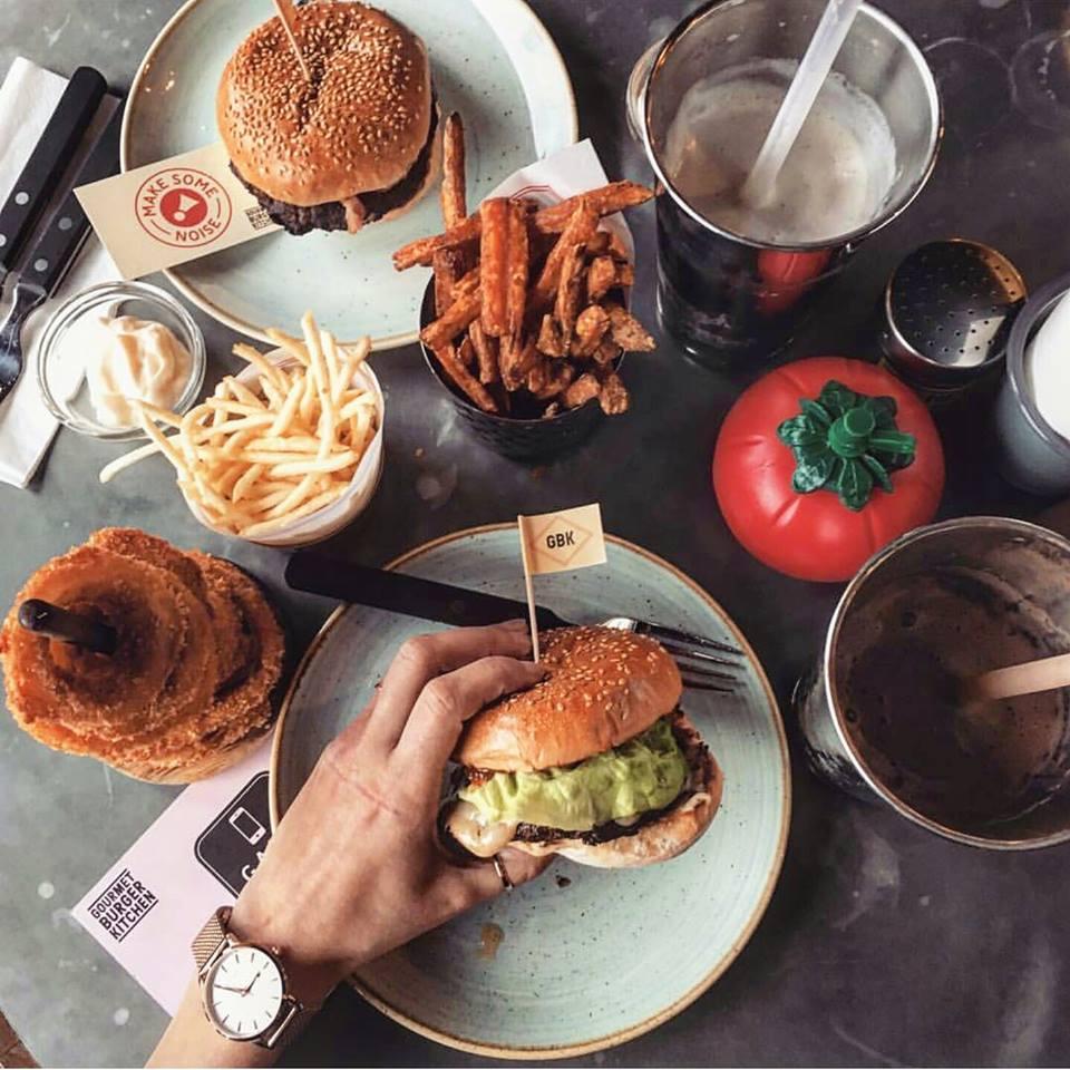 Restaurant Manager Liffey Valley At Gourmet Burger Kitchen In Unit